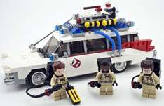 lego ghostbusters 21108 retired £39.87 at tesco direct