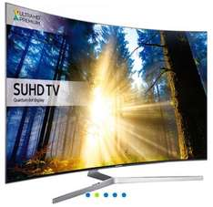 Samsung UE49KS9000 49 inch SUHD 4K HDR Premium Curved TV with free 4k bluray player £939 @ Crampton and moore
