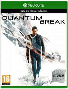 [Xbox One] Quantum Break - £6.99 - Go2Games