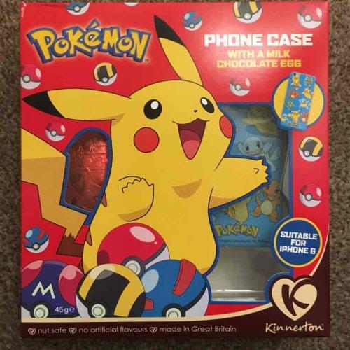 Pokémon Easter egg & iPhone 6 phone case 50p instore @ Iceland