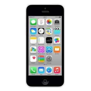 Apple Iphone 5c refurbished (white) -£49.00