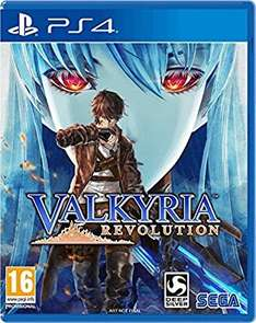 Valkyria Revolution £27.99 prime / £29.99 non-prime @ Amazon