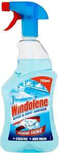 Windolene 500ml £1 @ Home Bargains