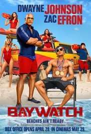 Baywatch The Movie - Thursday 18th May - Various Sites & Times