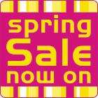 UP TO 1/2 PRICE SPRING SALE AT ADAMS KIDS WHILE STOCKS LAST