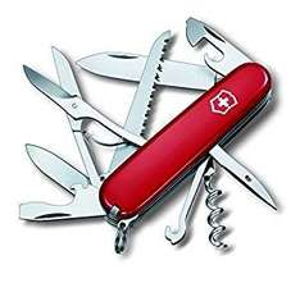 Victorinox Huntsman Pocket Knife - £19.90 (Prime) £23.98 (Non Prime) @ Amazon