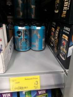Brewdog Punk IPA £3 for 4 cans (£0.75/can) instore @ asda (Stockton on Tees)