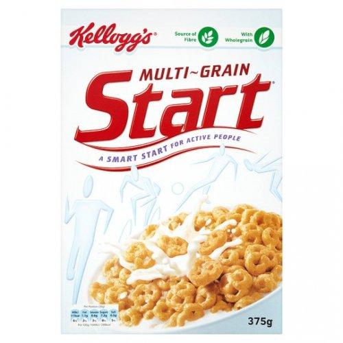 Kellogg's Multi-Grain Start Breakfast Cereal (375g) for £1.39 @ B&M