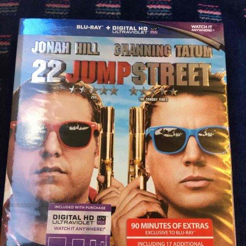 22 Jump Street Blu-Ray - £1 @ Poundland