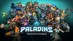 Free download ps4 open beta game Paladins @ Playstation PSN