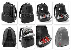 MANFROTTO MB MA-BP-A1 Active I DSLR Camera Backpack - Black £42 instore @ costco