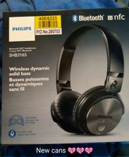 Philips SHB3165 Bluetooth Headphones with NFC £32.99 @ Argos