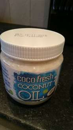 500ml Coconut oil @ B&M £1.49