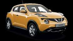 FUGLY - Nissan Juke Visia - 1.6 no deposit 3 years - £150.19 per month - £5706 @ Yes Lease