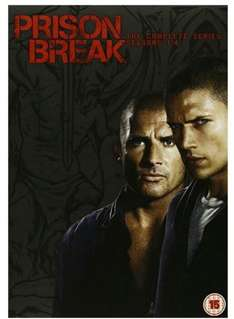 Prison Break Season 1-4 dvd on Amazon £14.00 Prime Sold by Discs4all and Fulfilled by Amazon.