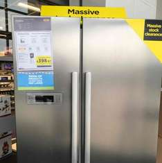 Kenwood American style fridge freezer £398.97 instore clearance @ Currys (Pontefract)