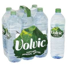 Volvic Natural Mineral Water 6 x 1.5L (Prime) £2.50 + £2.99 Del @ Amazon Pantry (Gives FREE Delivery on one Pantry box when bought with 3 other qualifying items.)