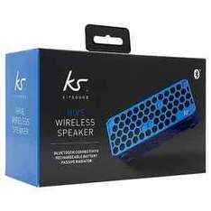 New KitSound KSHIVEBL Hive Universal Wireless Bluetooth Portable Speaker £17.50 delivered @ Tesco eBay outlet