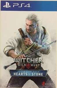 The Witcher 3 Wild Hunt - Hearts of Stone PS4 - £5.99 - CDKeys