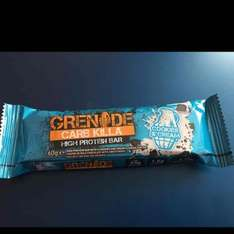 Grenade Carb Killa protein bars price now £1.24 at premier convenience stores