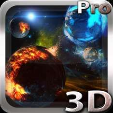 Deep Space 3D Pro lwp (was £1.08) now FREE @ Google Play Store