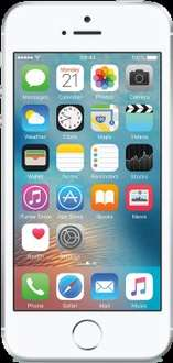 iPhone SE 128gb O2 3GB Data Unltd Txts / Mins £27 monthly 24mths £648 @ Mobiles.co.uk