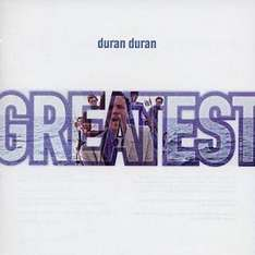 Duran Duran - Greatest [CD] - used - 95p delivered @ Music Magpie