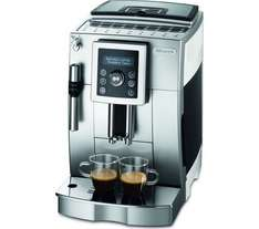 DELONGHI ECAM23.420 Bean to Cup Coffee Machine £299.99 @ Currys Half Price + Claim £45 Free Gifts