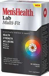 Men's health lab multifit 60 capsules £1 from poundland