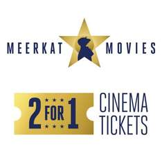 #No Code Requests# Meerkat Movies 2 for 1 on Cinema Tickets Tues / Wed for just £1.11!! via Compare the Market #No Code Requests#