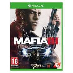 [Xbox One] Mafia III - £12.00 / Infinite Warfare Legacy Edition - £25 / Dead Rising 4 - £15 / Mark McMorris Infinite Air (+ PS4) - £8 - (Pre-owned) Gamescentre
