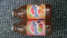 Snapple from Home Bargains only 39p! (Unsure if nationwide)