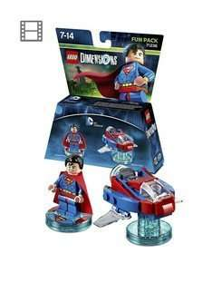 Various Lego Dimensions, 10 items to choose from, was £12.99 now £8.99 (NO NEED FOR CREDIT ACCOUNT) @ Very