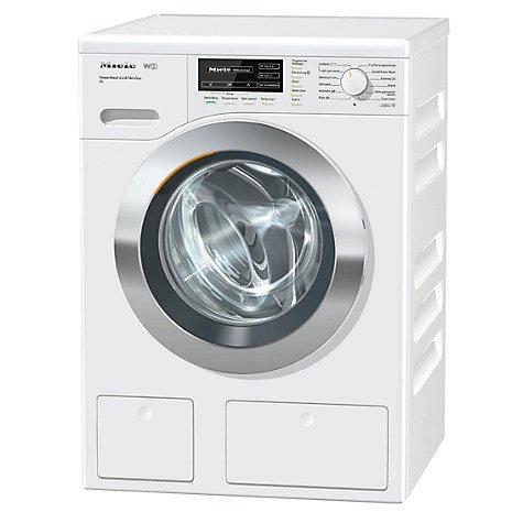Miele WKH122WPS Washing Machine - John Lewis - £1209 (£1009 after cashback)