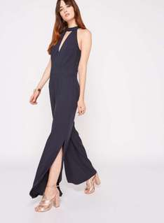 navy jumpsuit miss selfridge from £49 to £9