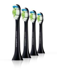 Philips DiamondClean Black Replacement Heads,4 Pack, £13.76 Amazon Subscibe and save + Voucher