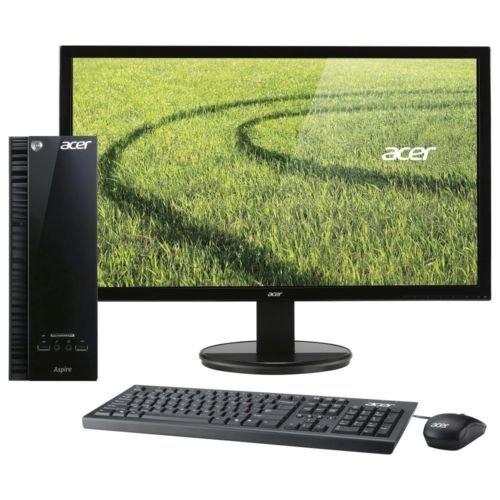 """Acer Aspire XC-703 Desktop PC & 18.5"""" Monitor Bundle 4GB 1TB HDD Windows 8.1 £179 Delivered @ Tesco Outlet / eBay"""