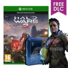 Halo Wars 2 + Free Leader Kinsano DLC (Xbox One) £19.99 Delivered @ GAME
