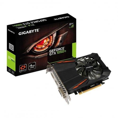 Gigabyte Nvidia GeForce GTX 1050 TI 4GB GDDR5 Graphics Card £119.99 @ Amazon.co.uk