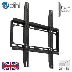 "TV wall mounting bracket for 26"" - 56"" TV's now £7.99 delivered @ eBay sold by toyourhomeltd"