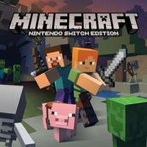 Minecraft Nintendo Switch £15 @ Nintendo Eshop (South Africa)
