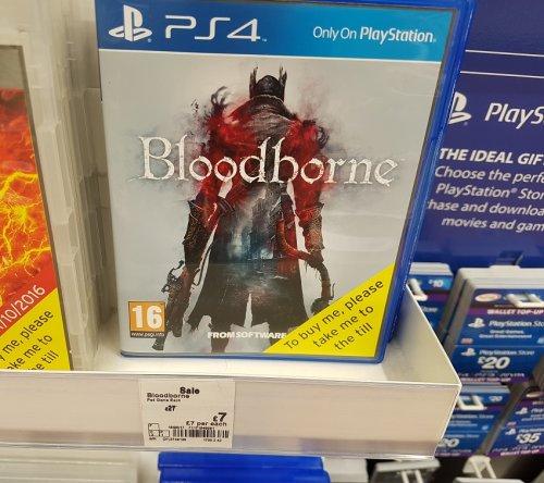 Bloodborne £7 instore @ Asda