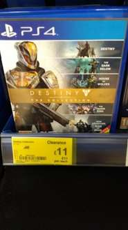 Destiny - The Collection £11 in Asda - Newport, South Wales