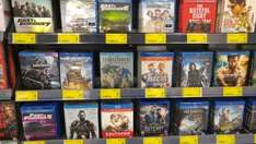 Blu-ray movies 2 for £10 instore @ Asda