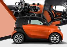Smart Fortwo Coupe 1.0 Passion 2dr - 3 Year Lease - No Deposit £99.99 per month £3900 @ Yes lease