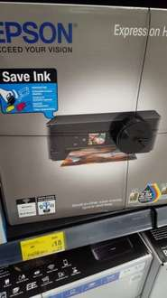 Epson xp442 mfp printer £18 down from £60 in store Asda