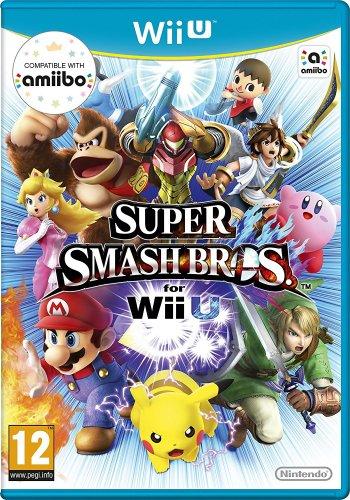 Super Smash Bros Wii U £21 @ Asda instore