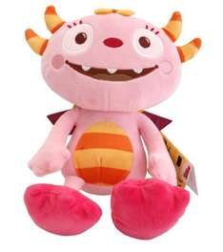 amazon add on item Henry Hugglemonster Summer 23cm Soft Toy £3.65