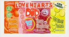 Swizzels Love Hearts Dips, 5 for £1 at Asda!