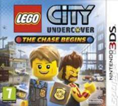 Lego City Undercover: The Chase Begins 3DS - Used (£6.09 @ Music Magpie) w/code 'MAY20
